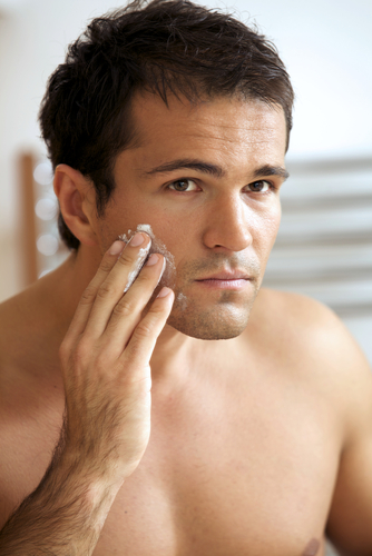 Косметология для мужчин или правильный уход за кожей