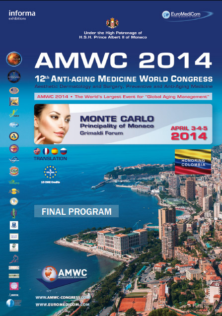 AMWC 2014 Monaco