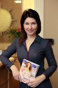 Наталья Дудий, главный редактор «Сosmopolitan Петербург»