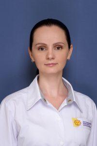 врач-косметолог Анна Николаевна Ищенко