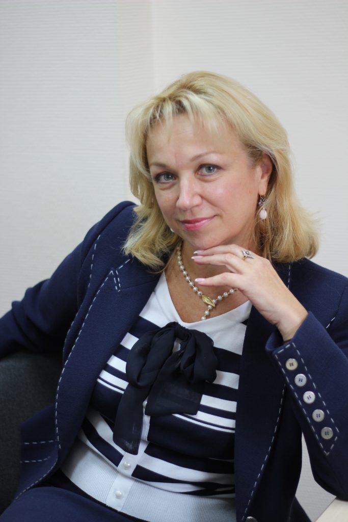 Ольга Павловна Журавлева