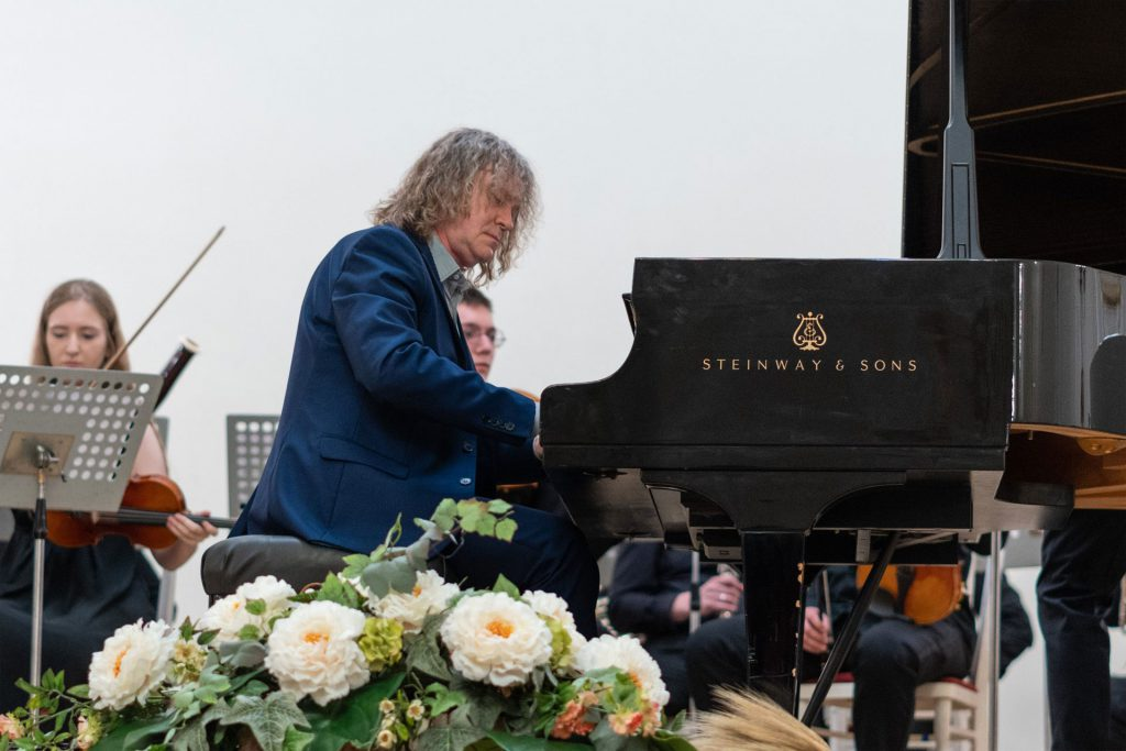 Концерт в СПб Александр Князев фортепьяно