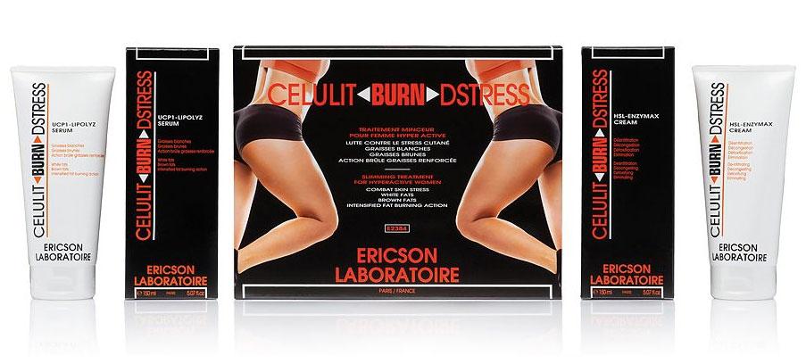 Celulit Burn DStress Ericson Laboratoire