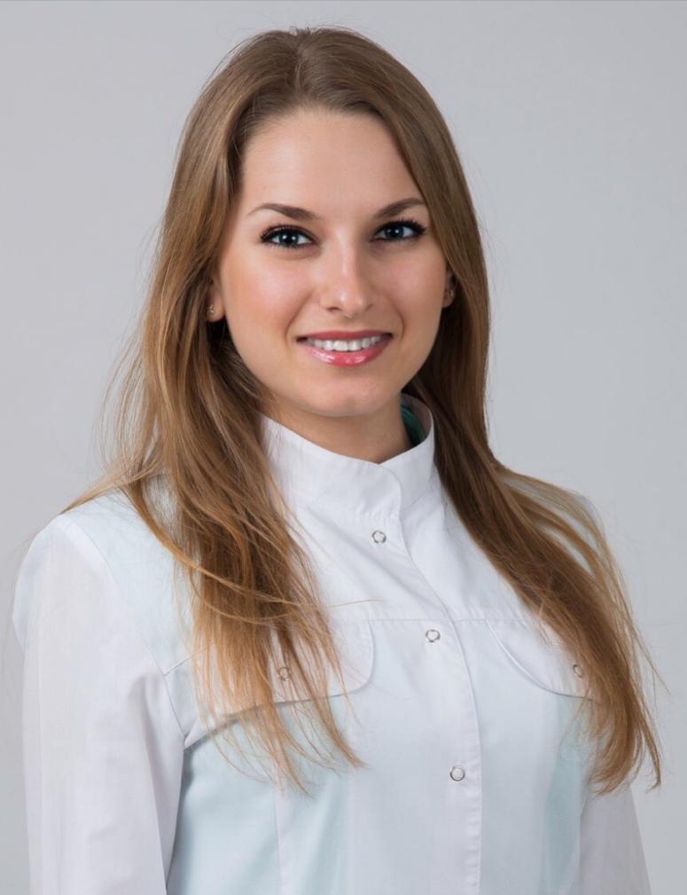 Анастасия Чеканина