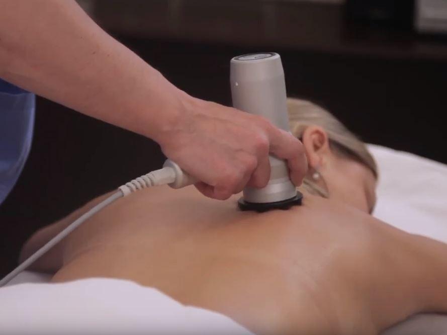 Биомеханическая стимуляция: массаж и моделирование силуэта с аппаратом БМС
